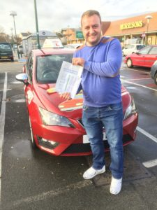 image of driving lessons in Hasting