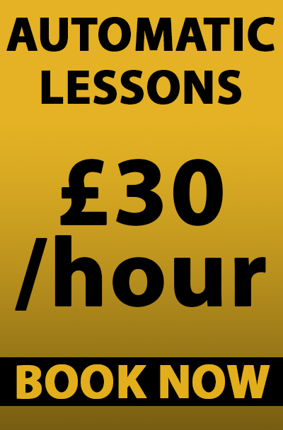 Driving lesson rates