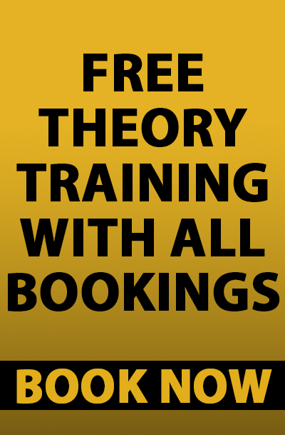 Driving school free theory training