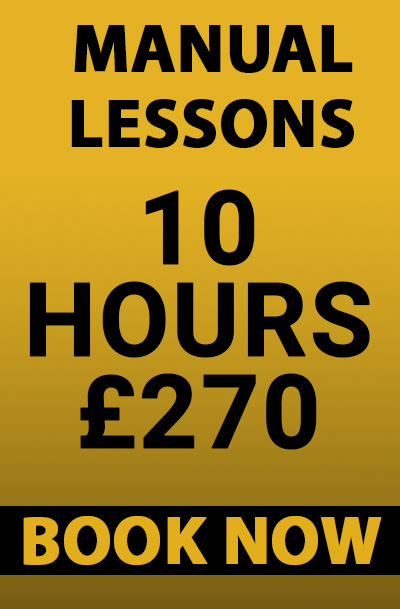 Driving lesson block deal